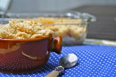 Vegan Mac 'n Cheese.    *Delicious! Super creamy and wonderful. Freezes and reheats well.