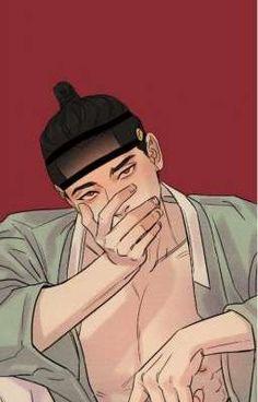 Painter of the night (pt-br) Manhwa Manga, Anime Manga, Anime Guys, Et Wallpaper, Cute Anime Wallpaper, Night Portrait, Diy Canvas Art, Cute Gay, Fujoshi
