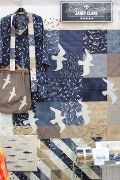 Kommt Ihr mit nach Houston – Moda Fabrics