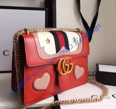 c145e45df6e Add to your collection a Gucci GG Marmont Leather Shoulder Bag at low rate-  USD