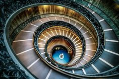 Wonderful photography from Sören Bartosch ~ spirals Beautiful Architecture, Beautiful Buildings, Architecture Details, Stairs And Doors, Take The Stairs, Stair Risers, Stair Steps, Banisters, Grand Staircase