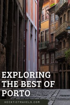 The city offers a spot worth remembering in every corner. For photographers like Pete, Porto can really be the perfect city. Visit Portugal, Photographers, Corner, Europe, Good Things, Explore, City, Travel, Porto