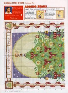 Gallery.ru / Фото #38 - The world of cross stitching 065 рождество 2002 - WhiteAngel