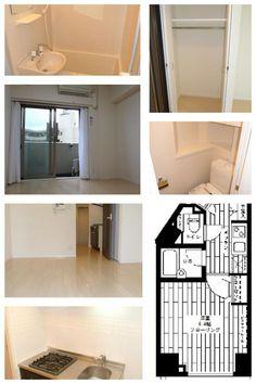Tokyo Sagenjaya Apartment for Rent ¥91,000 @ Sangenjaya 8 mins 21.83 ㎡ Please Ask shion@jafnet.co.jp