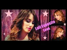 Peinado Lali Esposito -Anita Gonzalez Makeup