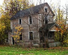 abandoned schools youngstown  | Abandoned house on Youngstown's south side. Several other derelict ...