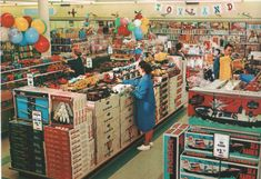 Woolworth's Toy Dept.