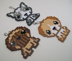 hama beads pup - Google Search