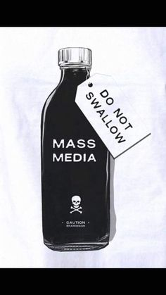 Don't fall for the poison. Fact checks your sources before having a conversation about it. Mass media is not good for us.