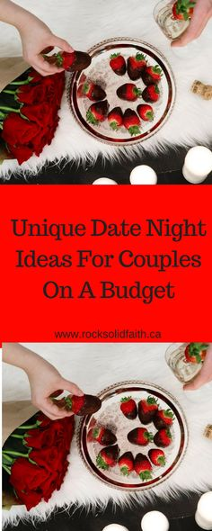 Unique Date Night Ideas For Couples On A Budget #datenight #dateideas #datenightideas