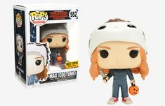 Michael Myers meets the Ghostbusters with the Stranger Things Pop! Funko Pop Dolls, Funko Pop Figures, Pop Vinyl Figures, Stranger Things Merchandise, Stranger Things Funko Pop, Custom Funko Pop, Pop Figurine, Funk Pop, Pop Toys