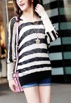 Leisure Off Shoulder Leopard Print Pullover Knit Sweater - LoveItSoMuch.com