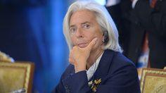 Podemos a la directora del FMI: