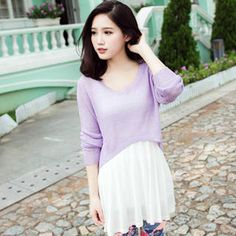 Buy 'Tokyo Fashion – Set: Dip-Back Knit Top   Sleeveless Tunic' at YesStyle.com plus more Taiwan items and get Free International Shipping on qualifying orders.
