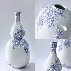 Blue D1653 by Royal Delft