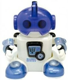 SILVERLIT ROBOT SERIES - JABBER - BOT (SILVER WHITE) Robotic & Radio Contro offered by www.shopit4me.com