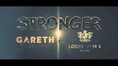 Gareth Emery & Louis Vivet - Stronger (Official Lyric Video)