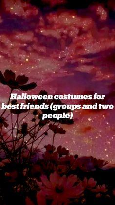 Cute Group Halloween Costumes, Halloween Goodies, Halloween Outfits, Fall Halloween, Halloween Stuff, Halloween Ideas, Best Friends Whenever, Love My Best Friend, Pumkin Carving