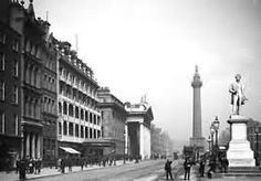 century Ireland images of Dublin city, early photos of Sackville Street now O'Connell street Dublin, antique Irish images calendar Irish Images, Old Images, Old Pictures, Old Photos, Dublin Street, Dublin City, Irish Independence, Images Of Ireland, Photo Engraving