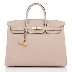 #Hermes #Birkin #Bag Gris Tourterelle Togo Gold Hardware