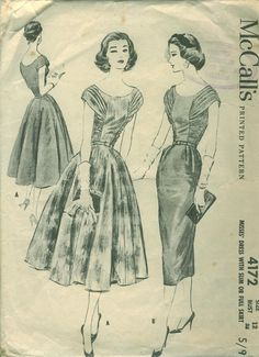 vintage clothing patterns - Google Search