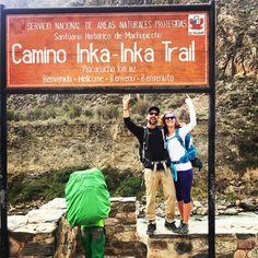 Inca trail #machupicchu