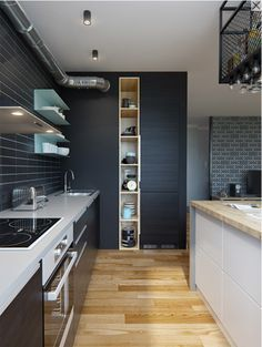 Inspiring apartment in Minsk, Belarus by int2architecture