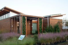 Maryland: Architectural Exterior by Dept of Energy Solar Decathlon, via Flickr