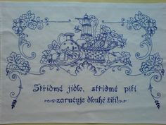 Embroidery Patterns, Folk, Stuff To Buy, European Countries, Czech Republic, Ideas, Wood, Drawn Thread, Hand Embroidery
