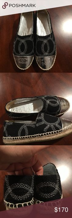 Espadrilles Size 9 espadrilles worn only once, very comfortable and beautiful Shoes Espadrilles