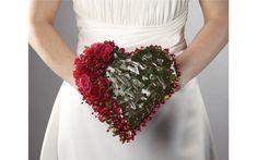 Bridal bouquet ~ a creation of Franky Bollingh - Botanicus, bloemenatelier