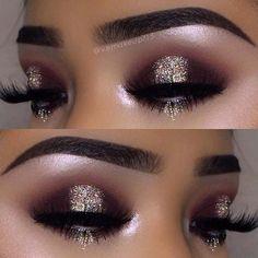 Stylish sparkly eyes