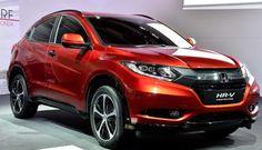 2017 Honda HR-V Specs