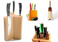Coolest knife blocks!