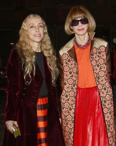 "Franca Sozzani Photos - ""Miuccia Prada And Elsa Schiapparelli: Impossible Conversations"" - Milan Fashion Week  A/W 2012/2013 - Zimbio"