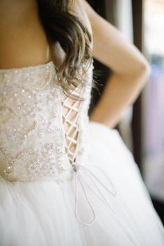 For a princess: http://www.stylemepretty.com/2015/08/11/youtube-stars-colleen-ballinger-joshua-evans-wedding/   Photography: Britta Marie - http://brittamariephotography.com/