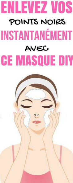 DIY Mask to remove Black Nose Points Quickly! Beauty Make Up, Beauty Care, Diy Beauty, Beauty Hacks, Homemade Cosmetics, Face Treatment, Face Skin Care, Diy Mask, Skin Makeup