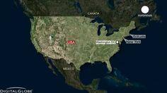 Una tormenta de nieve bloquea el nordeste de EE.UU