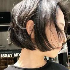 3ヶ月もつ髪型✂︎ギリギリボブ #紺野ショート