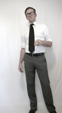 attire for a Mad Men party