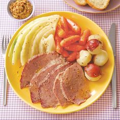 Corned Beef and Cabbage Recipe | MyRecipes