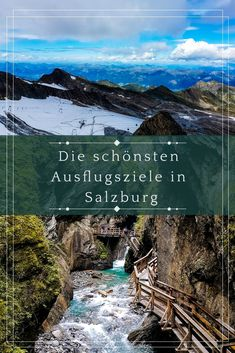 TOP 3 excursion destinations for Salzburg in Austria! - The most beautiful destinations in Salzburg, Austria - Europe Destinations, Holiday Destinations, Salzburg Austria, Camping Photography, Summer Bucket, Beautiful Places, Beautiful Pictures, Travel Quotes, Night Life