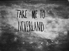 Black and White Tumblr Photography Quotes | quote Black and White text photo words reblog Neverland ...