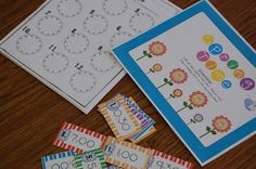 Spring Math Activities for First Grade