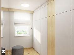 INTERIOR | Silesia 02 - Garderoba, styl nowoczesny - zdjęcie od Manufaktura Projektów