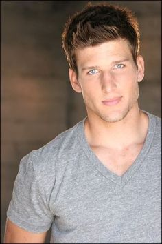 Parker Young? Why have I never seen him before? Wow!