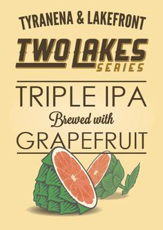 mybeerbuzz.com - Bringing Good Beers & Good People Together...: Lakefront &Tyranena Releasing Co-Brewed Triple IPA...