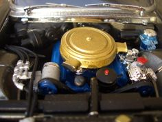 Show us your Engines - Post Dedicated to the Engine New Model Car, 1955 Chevy, Car Magazine, Show Us, Car Engine, Ark, Body Painting, Diecast, Hobbies
