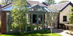 Conservatory Designs have an expansive orangery range which and offers lovers of orangeries in Dublin something different from a standard conservatory. Conservatory Design, Dublin, Gazebo, Ireland, Outdoor Structures, House, Kiosk, Home, Pavilion