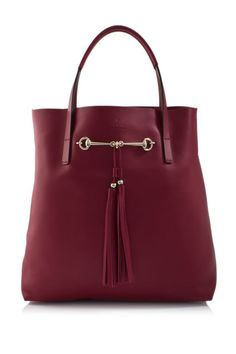 It looks great!red handbag